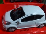 AUTOKOLEKCJA WELLY 1:34 - CITROEN
