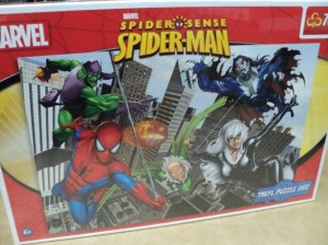 PUZZLE TREFL 260 ELEM. - SPIDERMAN