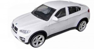 BMW X6,  SKALA 1:38 MODEL METALOWY
